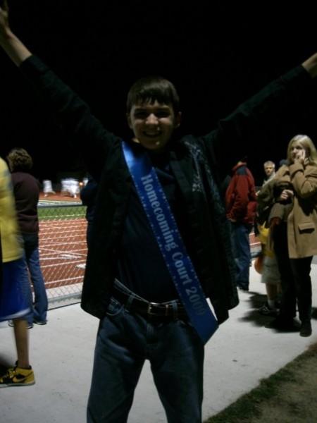 The Freshman King.